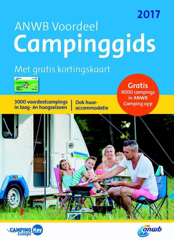 - ANWB Voordeel Campinggids 2017