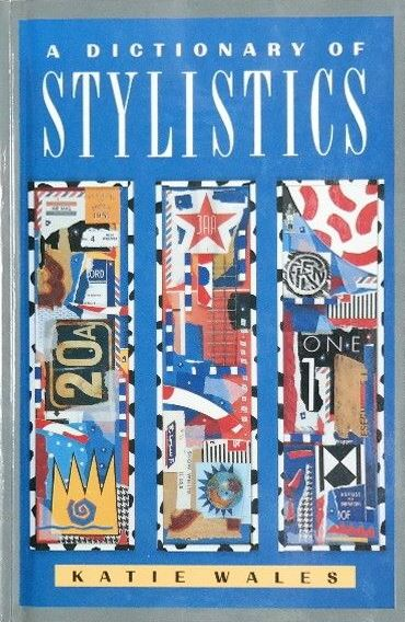 Katie Wales - A Dictionary Of Stylistics