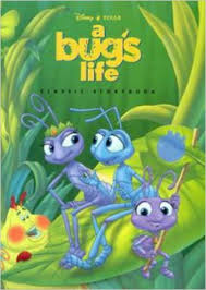Disney - A bug's life classic storybook