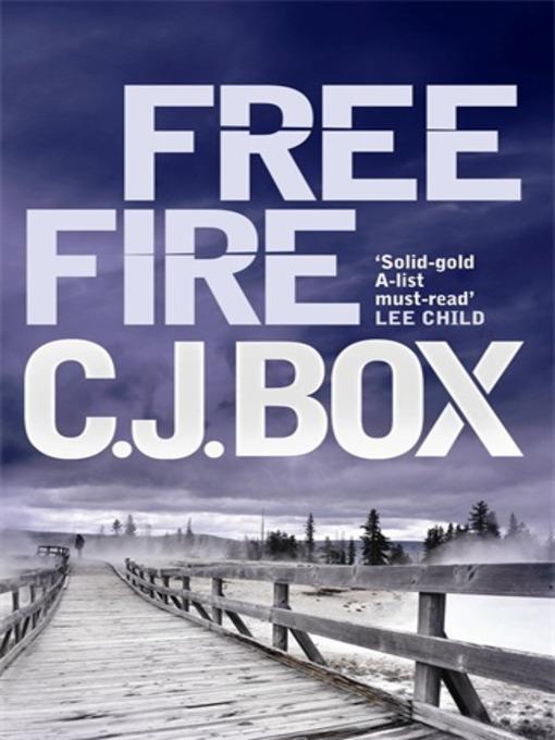 Free Fire by C.J. Box (English) MP3 CD Book
