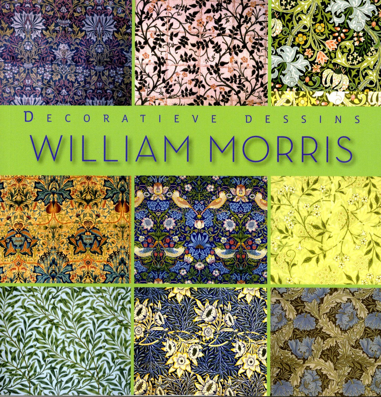William Morris - Decoratieve dessins