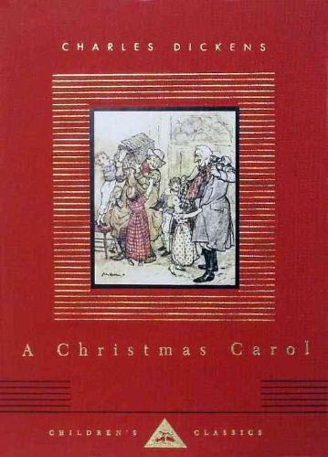 Dickens, Charles,  Rackham, Arthur - A Christmas Carol