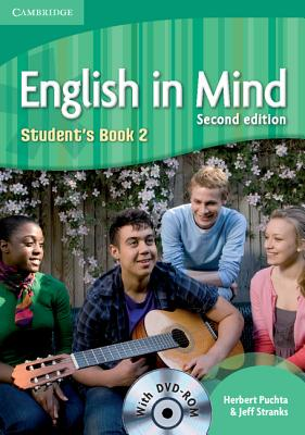 Puchta, Herbert - English in Mind Level 2 Student's Book with DVD-ROM