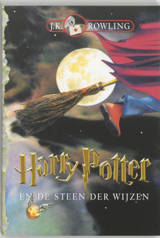 Harry Potter en de steen de...