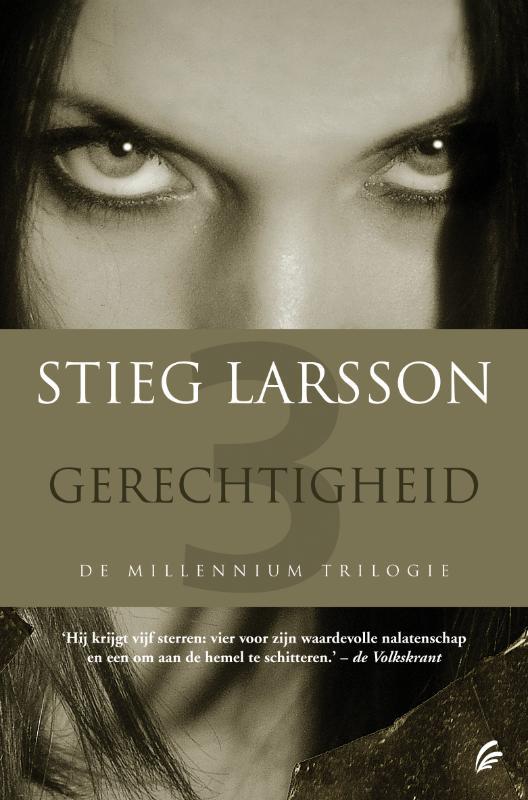 Stieg Larsson - Gerechtigheid