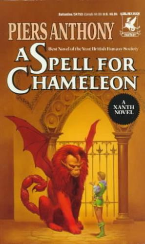 Anthony, Piers - A Spell for Chameleon
