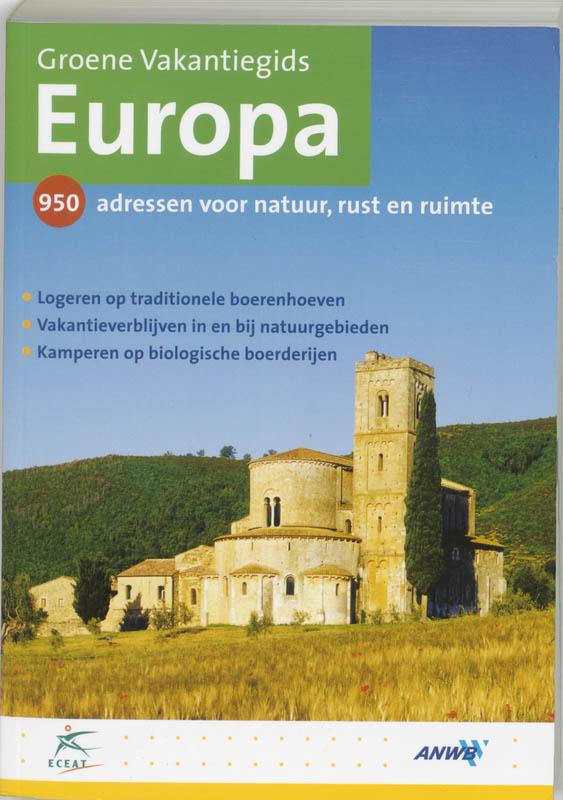 Groene vakantiegids Europa ...