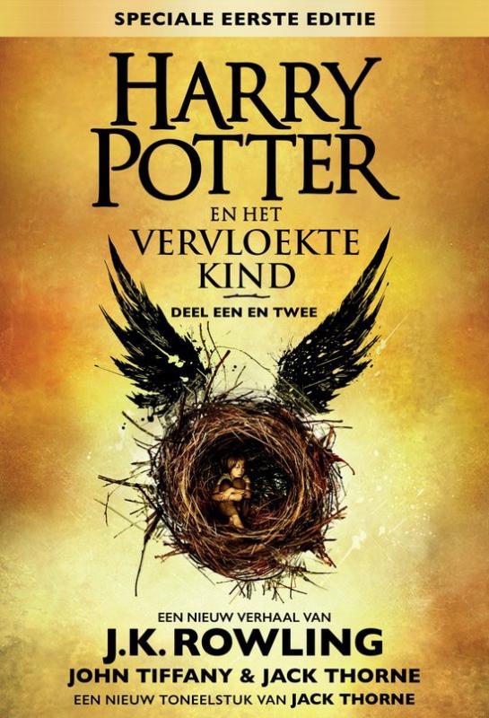 Harry Potter en het vervloe...