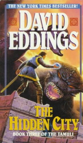 David Eddings - The Hidden City