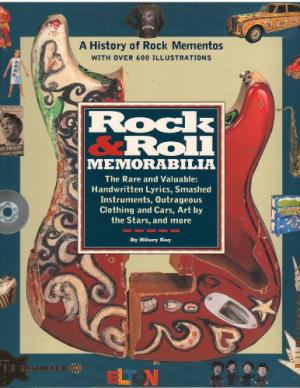 Rock & roll memorabilia