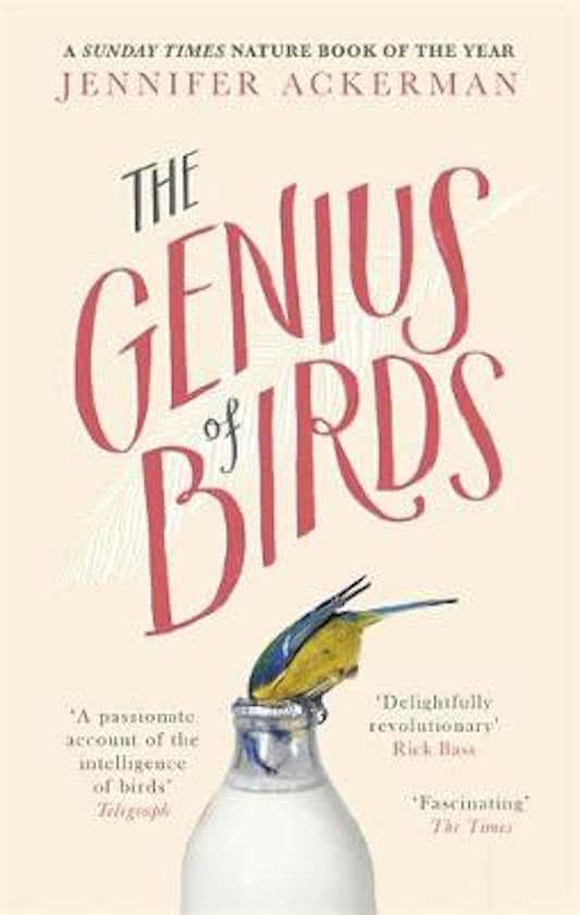 Ackerman, Jennifer - The Genius of Birds
