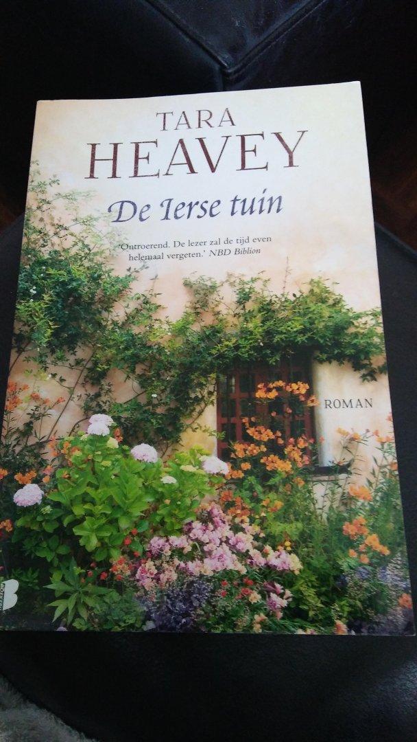 Tara Heavey - de Ierse tuin
