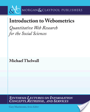Michael Thelwall - Introduction to Webometrics