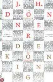 J.H. Donner - De Koning schaakstukken
