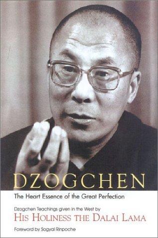 Dalai Lama - Dzogchen de Hart-Essentie van de Grote Perfectie druk 1