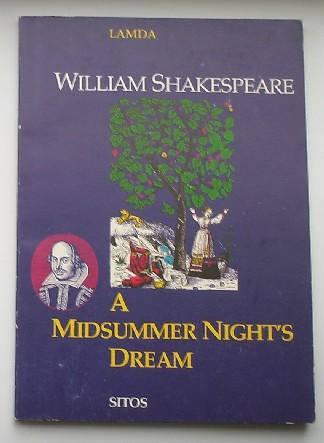 William Shakespeare, Wim van Houten, Ineke Köhler - A midsummer night's dream